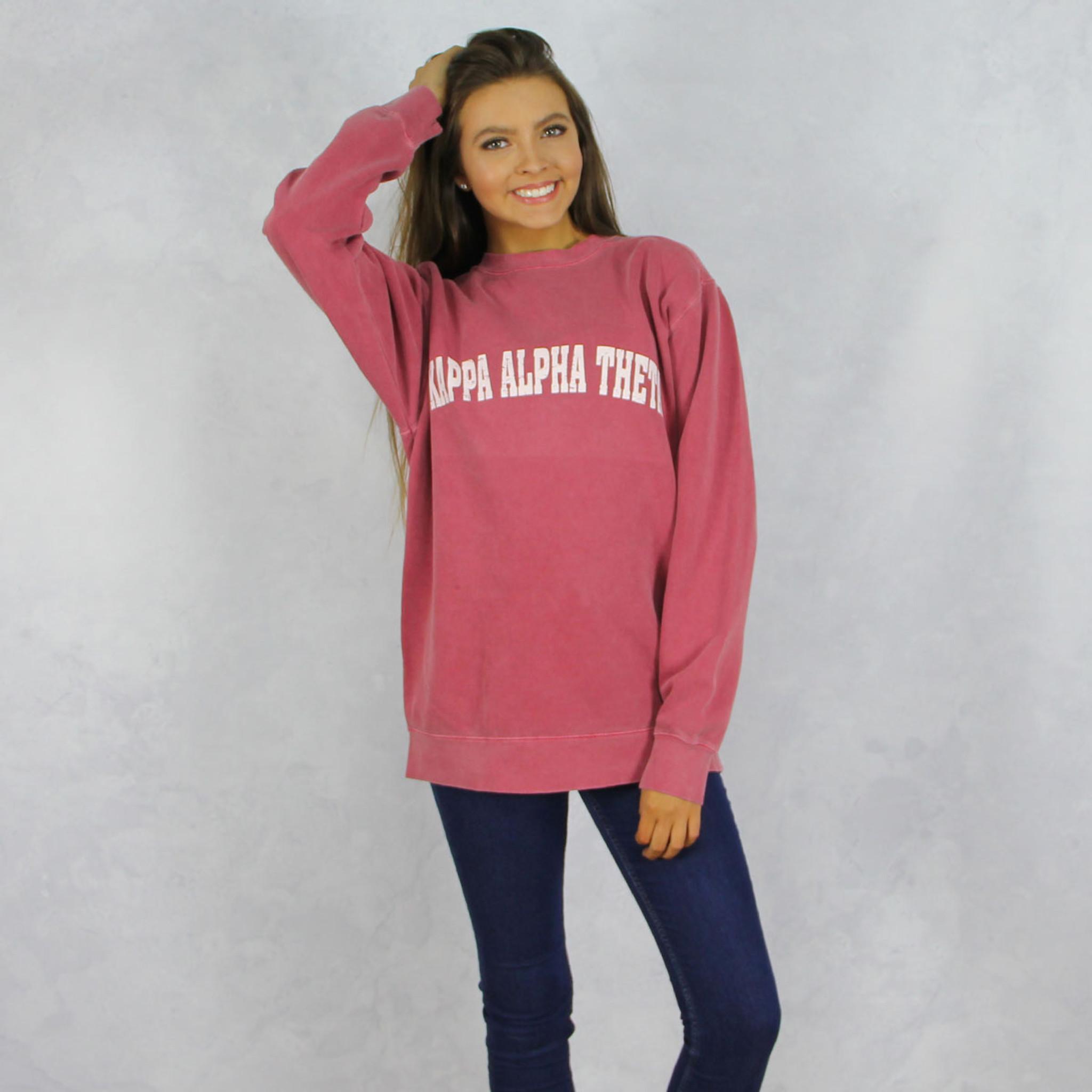 s fl dyed comforter women garment crewneck colors p comfort sweatshirt