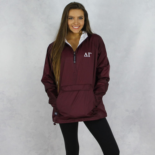 Delta Gamma Jacket by Charles River