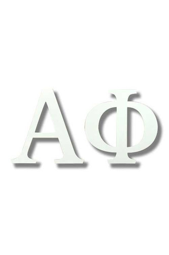 Alpha Phi Sticker Large