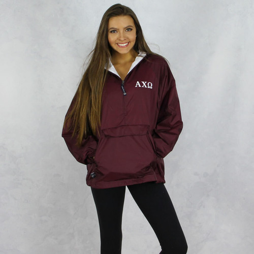 Alpha Chi Omega Jacket by Charles River