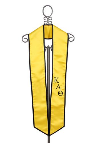 Kappa Alpha Theta Graduation Stole