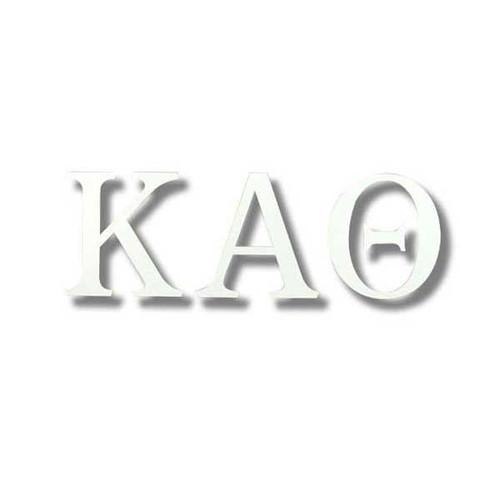 Kappa Alpha Theta Sticker Large