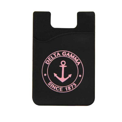 Delta Gamma Wallet for Cell Phones