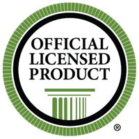 official licensed product icon