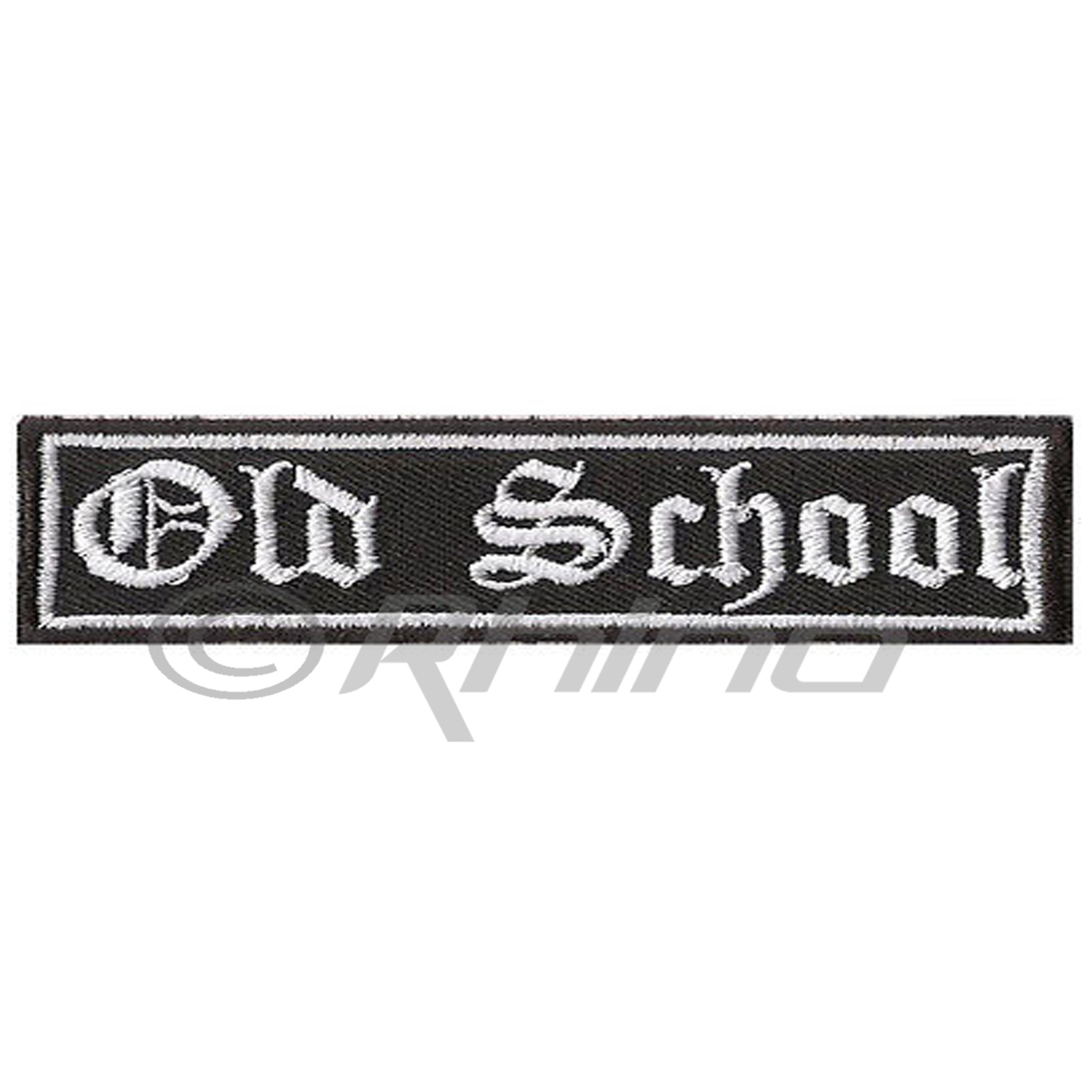 Old School Classic Patch