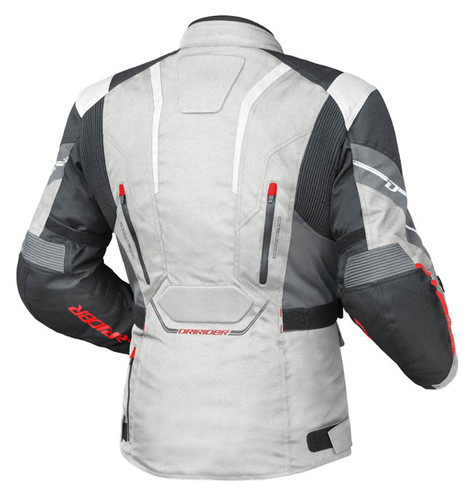 Dririder Apex 5 Jacket Grey/White/Blk