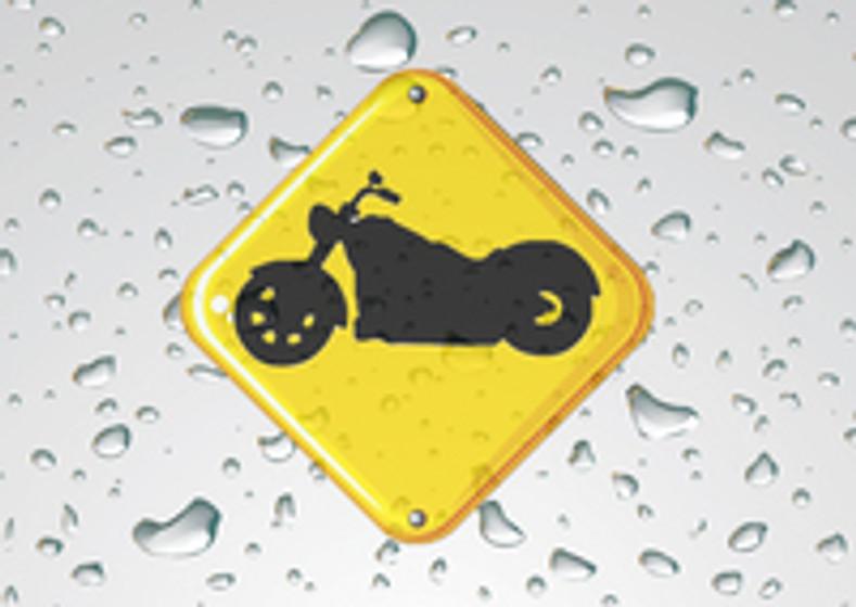 5 Rain Riding Hazards