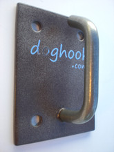Doghook Ultimate - Rust Look with Masonry Hardware Kit