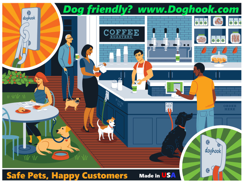 Thank You to Local Dog Friendly Restaurants