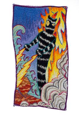 Laurel Izard - Fantastic Embroideries