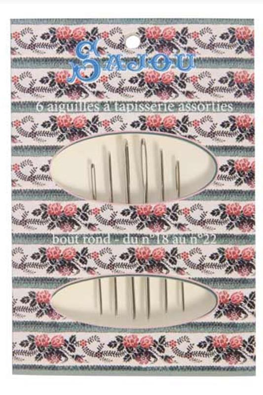 Window Booklet Tapestry Needles