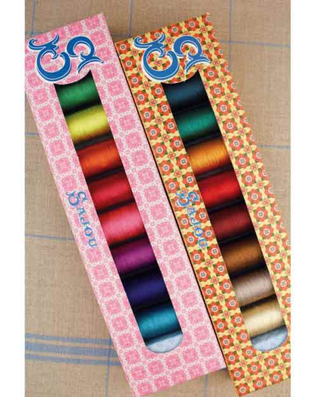 Choose from bright color collection and neutral/deep color collection.