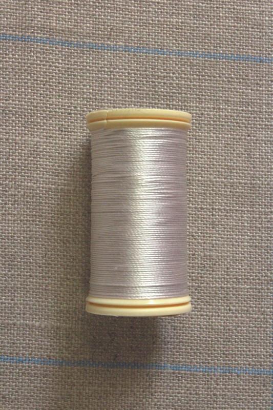 Silk Thread Spool - Ivory