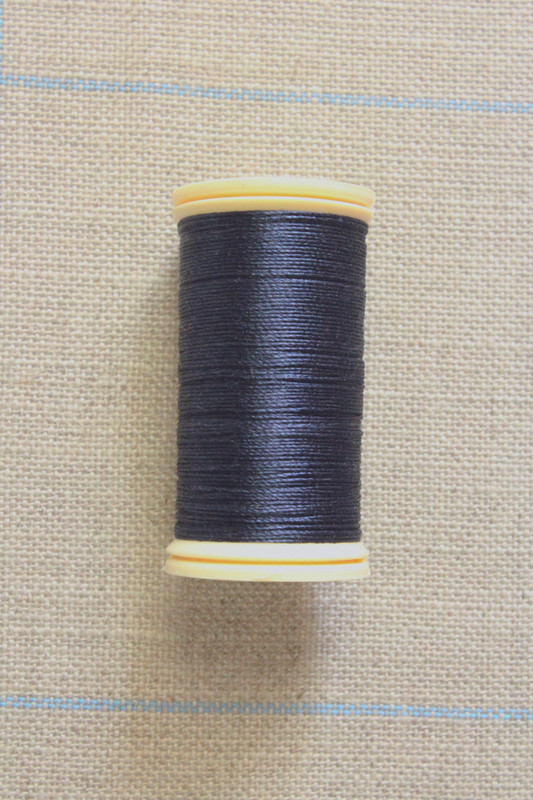 Silk Thread Spool - Navy Blue