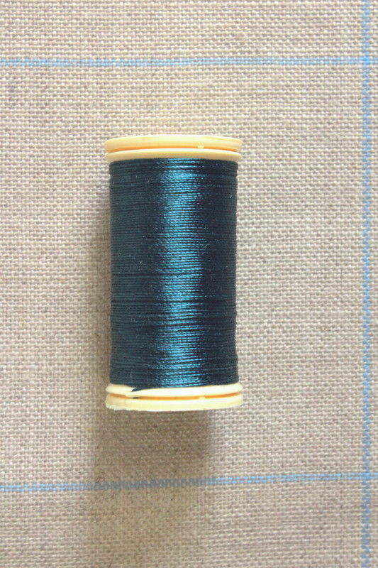 Silk Thread Spool - Peacock
