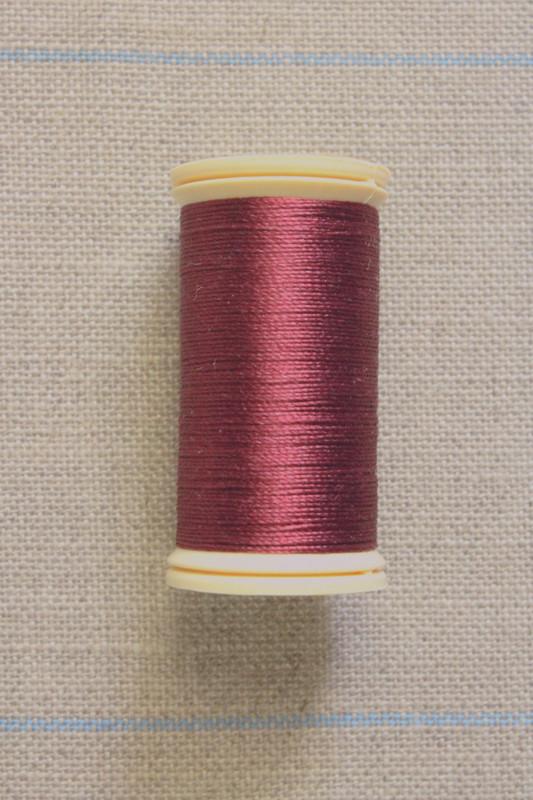 Silk Thread Spool - Dark Red