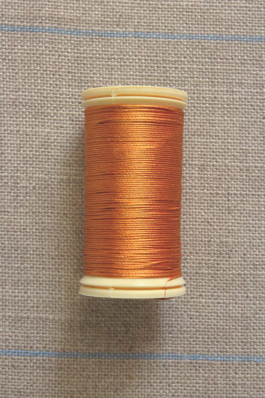 Silk Thread Spool - Honey
