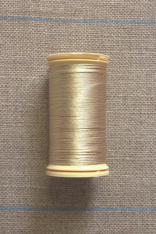 Silk Thread Spool - Cream