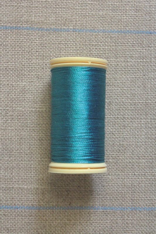 Silk Thread Spool - Celedon