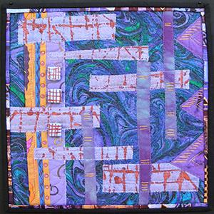 Heidi Zielinski - Fiber Into Art - Quilter