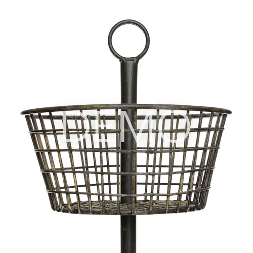 Trending Tiered Wire Basket