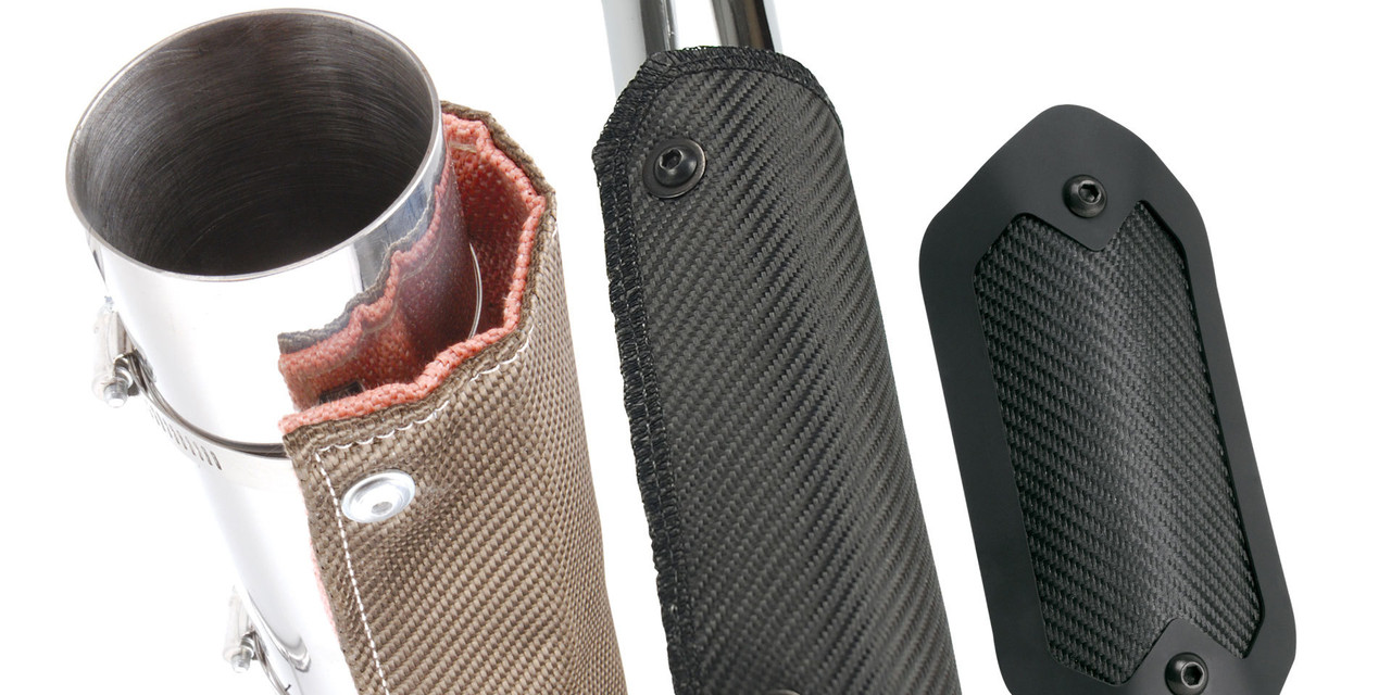 Exhaust Pipe Heat Shields Design Engineering Inc