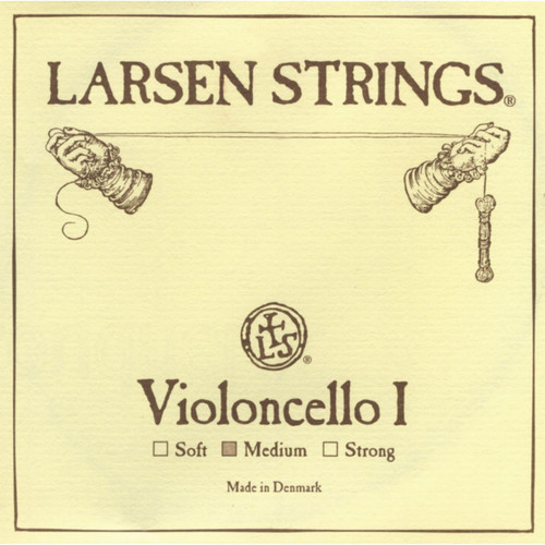Larsen Cello Strings Set - 4/4