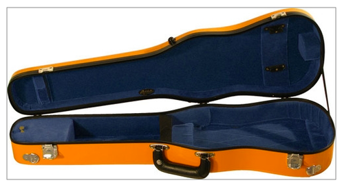 Bobelock 1007 Fiberglass Shaped Violin Case / 5 COLOR CHOICES AVAILABLE