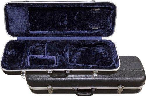 Core Economy Thermoplastic Oblong Violin Case