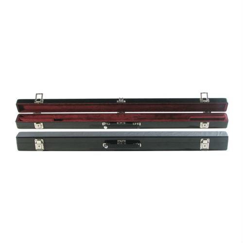 Bobelock Fiberglass Double Bow Case