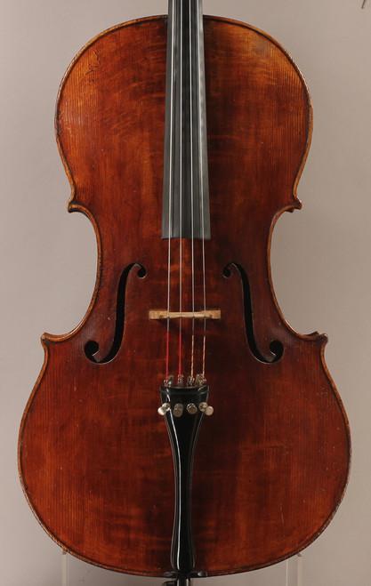 Cello by Carlo Carletti ca. 1900