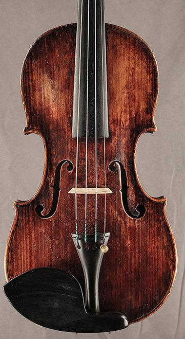 Jacques Boquay Violin ca. 1736