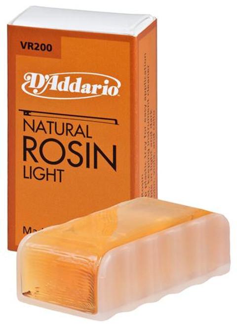 D'Addario Natural Rosin - Light