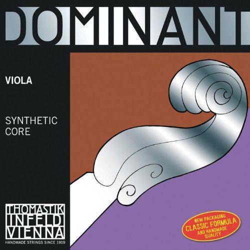 "Dominant Strings Set for Viola 15"" - 16.5"""