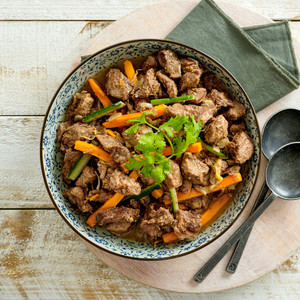 Beef Stir-Fry - Family