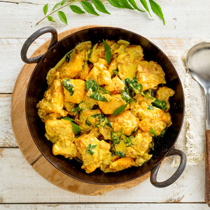 Goan Fish Curry - Family