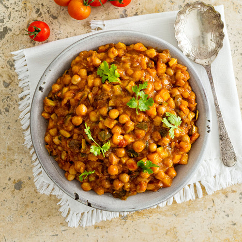 Moroccan Chickpea Curry - Family