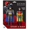 "BTAS Batman & Robin 5.5"" Bendables (Blister Carded)"