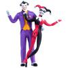 BTAS Joker & Harley Quinn Bendable Pair