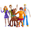 Scooby-Doo 5pc. Bendable Boxed Set
