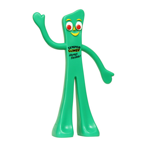 Semper Gumby 6 inch Bendable