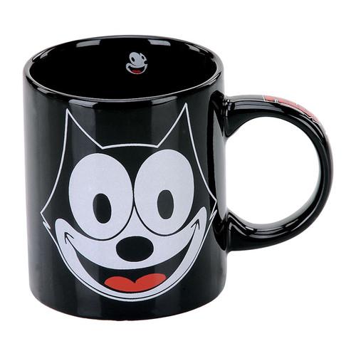 Felix Face Ceramic Mug