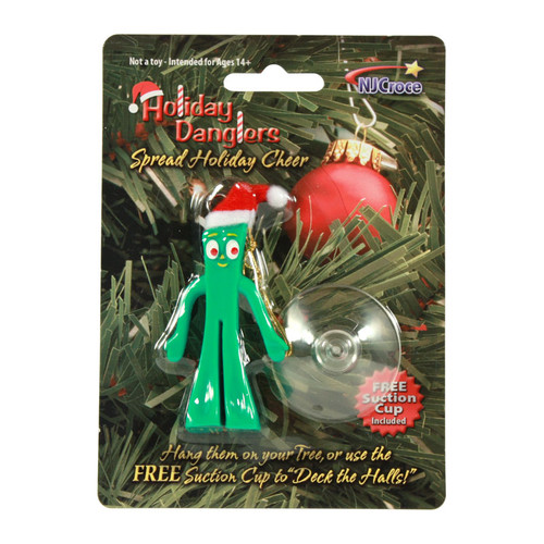Gumby Ornament