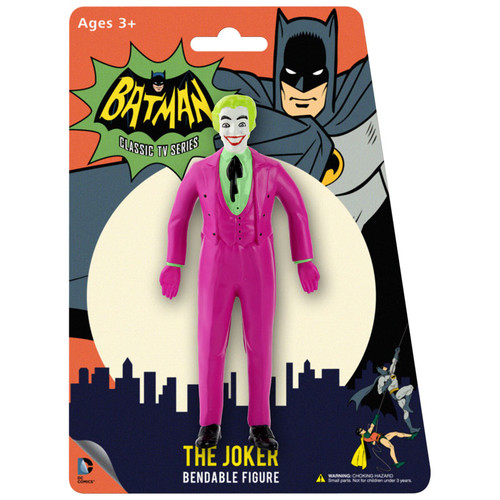 The Joker Bendable - Classic TV Series
