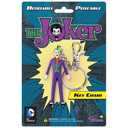 The Joker 3in Bendable Key Chain