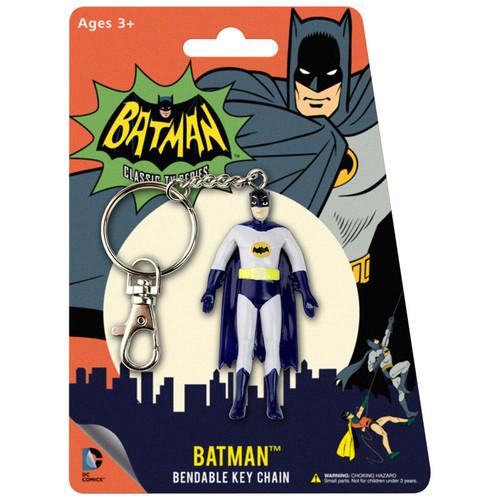 Batman Bendable Key Chain - Classic TV Series