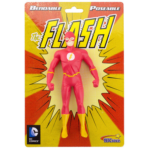 "The Flash - New Frontier 5.5"" Bendable - Old packaging"