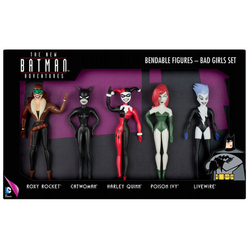 "The New Batman Adventures ""Bad Girls Set"""