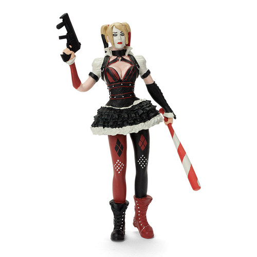 "Harley Quinn 5.5"" Bendable - Arkham Knight"