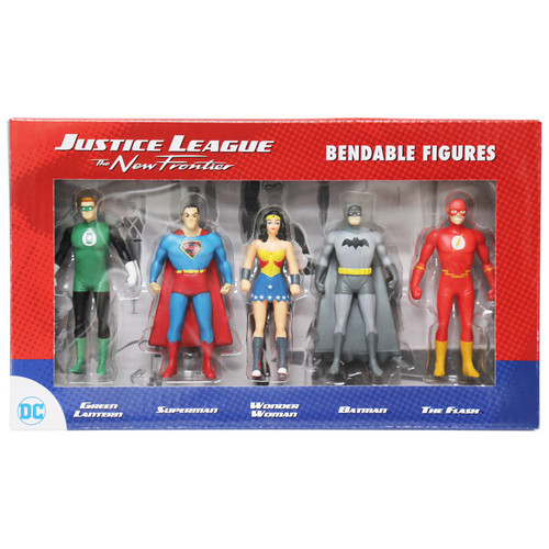 """Justice League: The New Frontier 3"""" Boxed Set"""